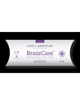 BrazzCare Ознакомительный набор Маникюр  +  Педикюр